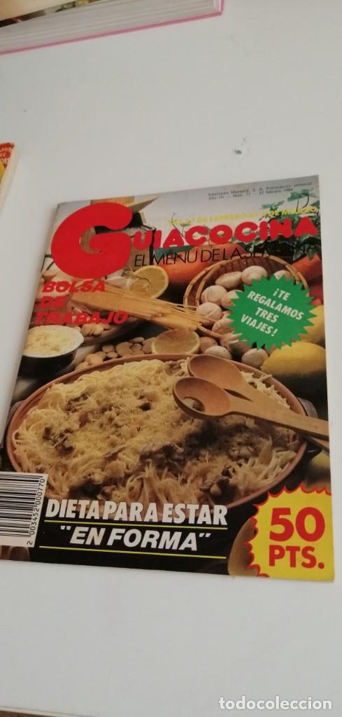 Libros de segunda mano: G-30 LIBRO DE COCINA LOTE DE MAS DE 120 LIBROS Y REVISTAS DE COCINA LAS DE FOTO - Foto 72 - 214555207