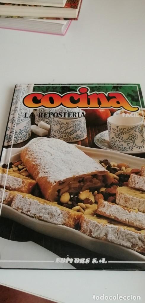 Libros de segunda mano: G-30 LIBRO DE COCINA LOTE DE MAS DE 120 LIBROS Y REVISTAS DE COCINA LAS DE FOTO - Foto 76 - 214555207