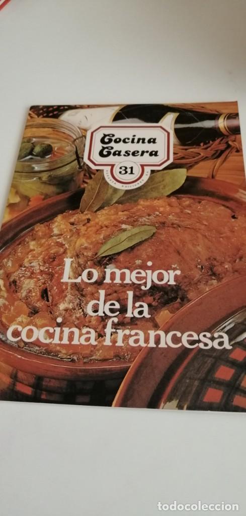 Libros de segunda mano: G-30 LIBRO DE COCINA LOTE DE MAS DE 120 LIBROS Y REVISTAS DE COCINA LAS DE FOTO - Foto 94 - 214555207