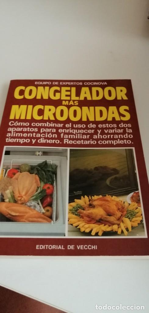 Libros de segunda mano: G-30 LIBRO DE COCINA LOTE DE MAS DE 120 LIBROS Y REVISTAS DE COCINA LAS DE FOTO - Foto 122 - 214555207