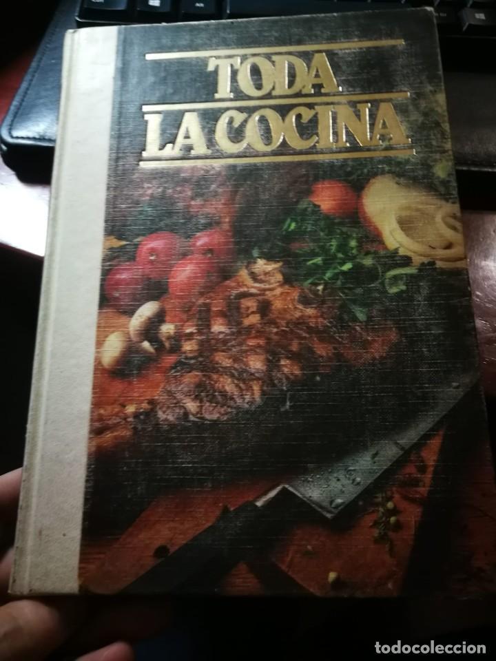 ENCICLOPEDIA TODO COCINA TOMO 1 (Libros de Segunda Mano - Cocina y Gastronomía)