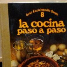 Libros de segunda mano: LA COCINA PASO A PASO TOMÓ 8. Lote 214660793