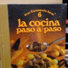 Libros de segunda mano: LA COCINA PASO A PASO TOMÓ 6. Lote 214661083