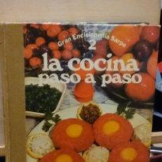 Libros de segunda mano: LA COCINA PASO A PASO TOMÓ 2. Lote 214661141