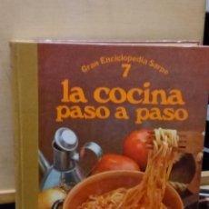 Libros de segunda mano: LA COCINA PASO A PASO TOMÓ 7. Lote 214661291