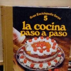 Libros de segunda mano: LA COCINA PASO A PASO TOMÓ 5. Lote 214661533