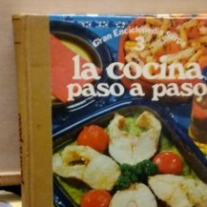 Libros de segunda mano: LA COCINA PASO A PASO TOMÓ 3. Lote 214661725