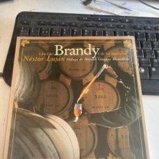 Libros de segunda mano: LIBRO DEL BRANDY. Lote 215262345