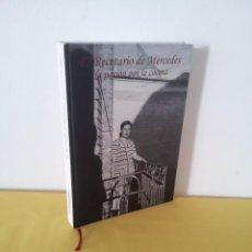 Libros de segunda mano: EL RECETARIO DE MERCEDES - LA PASION POR LA COCINA - EDITORIAL LA MAQUINA CONTEMPORANEA 2004. Lote 216713022