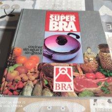 Livres d'occasion: SERVICIO DE COCINA SUPER BRA, COCINAR SIN AGUA Y SIN GRASA (BRA). Lote 217907938