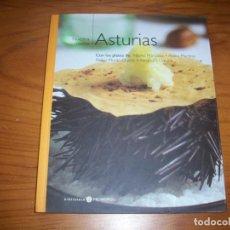 Libri di seconda mano: COLECCION NUESTRA COCINA : TOMO II ASTURIAS . CIRO EDICIONES 2004 .. Lote 218824481
