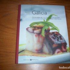 Libri di seconda mano: COLECCION NUESTRA COCINA : TOMO IV GALICIA . CIRO EDICIONES 2004 .. Lote 218824668