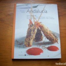 Libri di seconda mano: COLECCION NUESTRA COCINA : TOMO VII ANDALUCIA . CIRO EDICIONES 2004 .. Lote 218825541