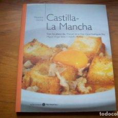 Libri di seconda mano: COLECCION NUESTRA COCINA : TOMO VIII CASTILLA - LA MANCHA . CIRO EDICIONES 2004 .. Lote 218825695
