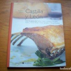 Libri di seconda mano: COLECCION NUESTRA COCINA : TOMO X CASTILLA Y LEON . CIRO EDICIONES 2004 .. Lote 218826016