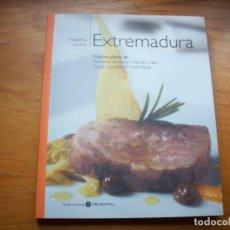 Libri di seconda mano: COLECCION NUESTRA COCINA : TOMO XII EXTREMADURA . CIRO EDICIONES 2004 .. Lote 218826173