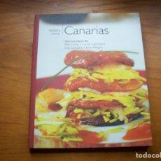 Libri di seconda mano: COLECCION NUESTRA COCINA : TOMO XI CANARIAS . CIRO EDICIONES 2004 .. Lote 218826272