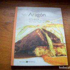 Libri di seconda mano: COLECCION NUESTRA COCINA : TOMO XV ARAGON . CIRO EDICIONES 2004 .. Lote 218826586
