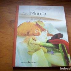 Libri di seconda mano: COLECCION NUESTRA COCINA : TOMO XVII MURCIA . CIRO EDICIONES 2004 .. Lote 218826808