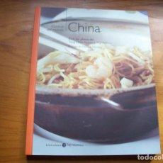 Libri di seconda mano: COLECCION COCINAS DEL MUNDO : TOMO 20 - CHINA . CIRO EDICIONES 2004 .. Lote 218829267