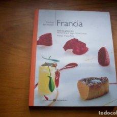 Libri di seconda mano: COLECCION COCINAS DEL MUNDO : TOMO 21 - FRANCIA . CIRO EDICIONES 2004 .. Lote 218829443