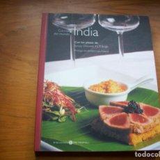 Libri di seconda mano: COLECCION COCINAS DEL MUNDO : TOMO 24 - INDIA . CIRO EDICIONES 2004 .. Lote 218829652