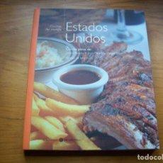 Libri di seconda mano: COLECCION COCINAS DEL MUNDO : TOMO 25 - ESTADOS UNIDOS . CIRO EDICIONES 2004 .. Lote 218829768