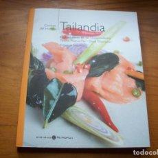 Libri di seconda mano: COLECCION COCINAS DEL MUNDO : TOMO 26 - TAILANDIA . CIRO EDICIONES 2004 .. Lote 218829932