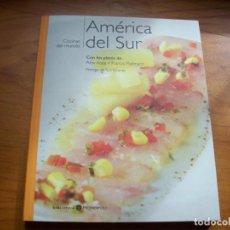 Libri di seconda mano: COLECCION COCINAS DEL MUNDO : TOMO 29 - AMERICA DEL SUR . CIRO EDICIONES 2004 .. Lote 218830240