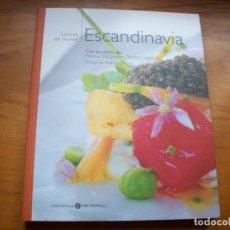 Libri di seconda mano: COLECCION COCINAS DEL MUNDO : TOMO 30 - ESCANDINAVIA . CIRO EDICIONES 2004 .. Lote 218830338