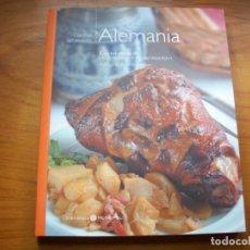 Libri di seconda mano: COLECCION COCINAS DEL MUNDO : TOMO 32 - ALEMANIA . CIRO EDICIONES 2004 .. Lote 218830515