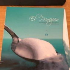 Libros de segunda mano: RESTAURANTE ZALDIARAN. EL PRINCIPIO. REVOLUCIÓN DE LA GASTRONOMÍA ESPAÑOL. Lote 218877010
