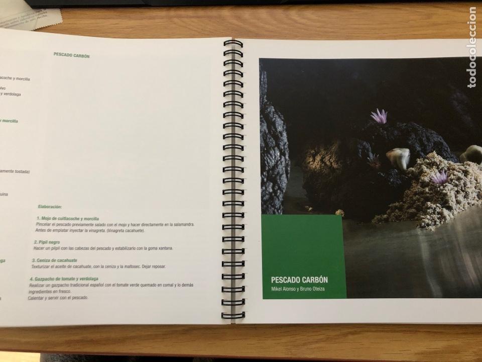 Libros de segunda mano: BCN vanguardia 2012 Alimentaria libro con recetas del congreso. Gastronomía 177 paginas - Foto 2 - 219060827