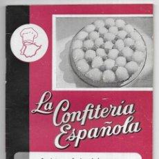 Libros de segunda mano: CONFITERÍA ESPAÑOLA, LA. REVISTA PROFESIONAL DE .... Nº-220 OCTUBRE 1955. Lote 219161292