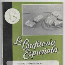 Libros de segunda mano: CONFITERÍA ESPAÑOLA, LA. REVISTA PROFESIONAL DE .... Nº-221 NOVIEMBRE 1955. Lote 219161512