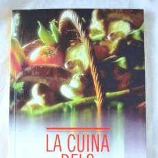 Libros de segunda mano: LIBRO LA CUINA DELS BOLETS, S.C. EDICIONS, 2000, ISBN 84-95304-23-6 EN CATALÁN. Lote 219725245