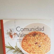 Libros de segunda mano: NUESTRA COCINA Nº 3 / COMUNIDAD VALENCIANA / BIBLIOTECA METRÓPOLI-2004 / COMO NUEVO.. Lote 221484886