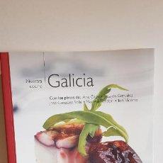 Libros de segunda mano: NUESTRA COCINA Nº 4 / GALICIA / BIBLIOTECA METRÓPOLI-2004 / COMO NUEVO.. Lote 221485035