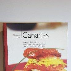 Libros de segunda mano: NUESTRA COCINA Nº 11 / CANARIAS / BIBLIOTECA METRÓPOLI-2004 / COMO NUEVO.. Lote 221486168