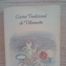Livres d'occasion: COCINA TRADICIONAL DE VILLAMARTIN - 1998. Lote 221602120