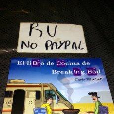 Libros de segunda mano: EL LIBRO DE COCINA BREAKING BAD SERIES B. Lote 221623420