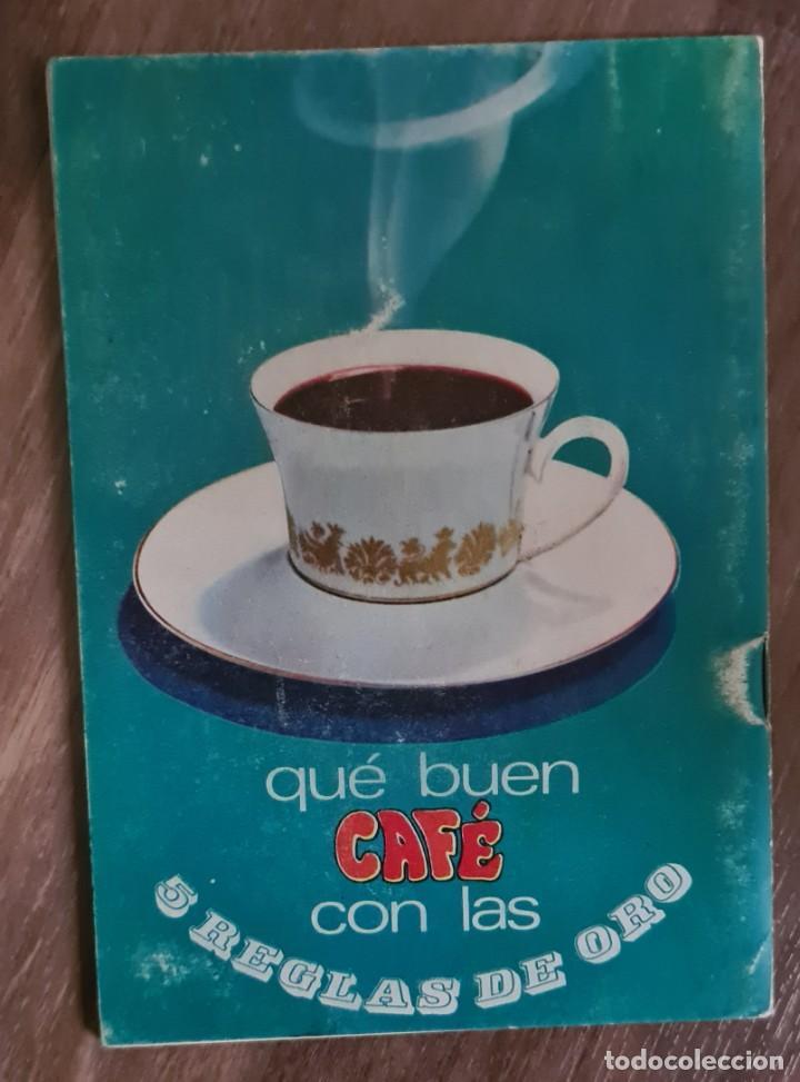 Libros de segunda mano: LIBRO - LIBRETO - ANTIGUO RECETARIO DE 65 DELICIOSAS RECETAS DE CAFE - Foto 2 - 221645961