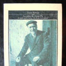 Libros de segunda mano: LA CUINA DE JOSEP PLA. A TAULA AMB L'AUTOR DE EL QUE HEM MENJAT JAUME FÀBREGA 1997 1A ED. LA MAGRANA. Lote 221728345