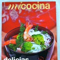 Libros de segunda mano: LIBRO MI COCINA DELICIAS DEL MUNDO, MADAME FIGARO & HOLA, ISBN 978-84-612-5004-2. Lote 221791073