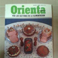 Libros de segunda mano: ORIENTA Y ACOMPAÑA POR LOS SECTORES DE LA ALIMENTACION. ALTA CHARCUTERIA ESPAÑOLA. Lote 221987521