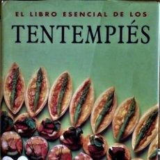 Libros de segunda mano: EL LIBRO ESENCIAL DE LOS TENTEMPIÉS. Lote 222047967