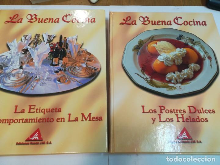 Libros de segunda mano: La buena cocina. 12 Tomos sueltos S1220T - Foto 2 - 222104872