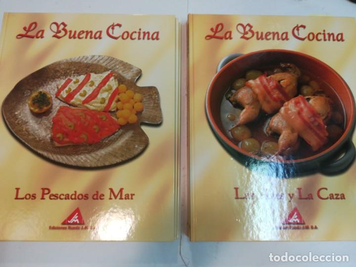 LA BUENA COCINA. 12 TOMOS SUELTOS S1220T (Libros de Segunda Mano - Cocina y Gastronomía)