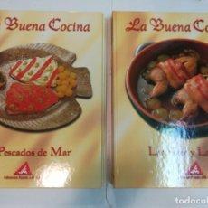 Libros de segunda mano: LA BUENA COCINA. 12 TOMOS SUELTOS S1220T. Lote 222104872