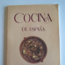 Libros de segunda mano: COCINA DE ESPAÑA 1995 CIRCULO CATOLICO. Lote 223156686